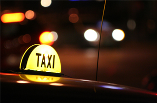 taxi services Hornchurch